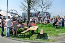 Nog meer feestelijkheden rond de opening<br/>Foto: Ruud Slagboom