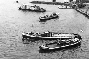shipdock boten 1958