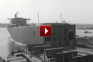 Tewaterlating Tanker Melania