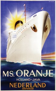 MS.-Oranje-Holland-Java