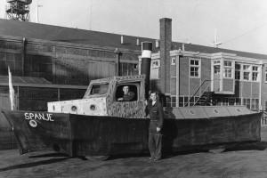 Sinterklaas NDSM boot